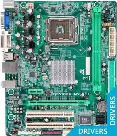 Drivers: Biostar GF7100P-M7S Nvidia SATA RAID